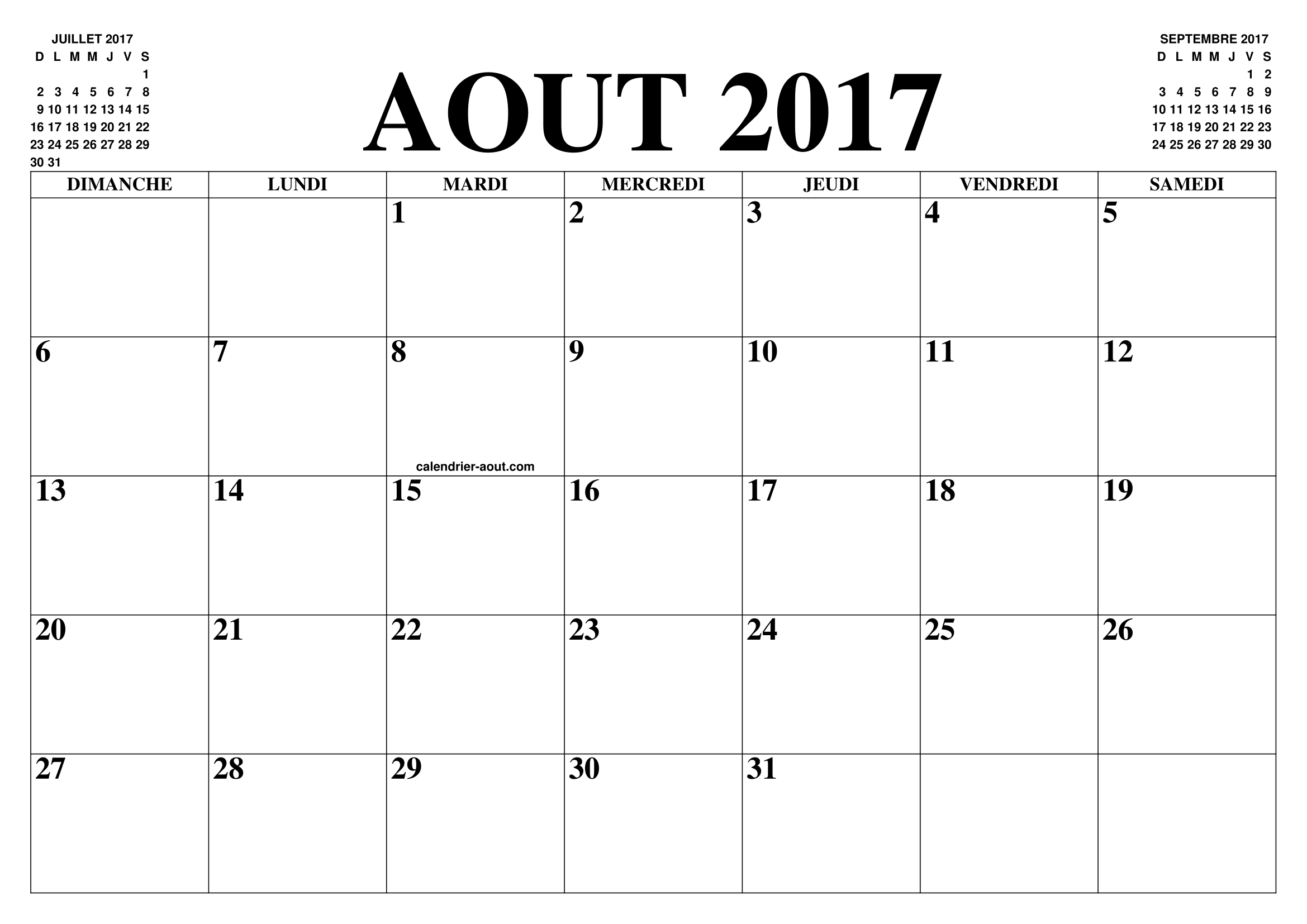 calendrier aout 2017 2018 le calendrier du mois de aout 2017 2018 gratuit a imprimer agenda. Black Bedroom Furniture Sets. Home Design Ideas
